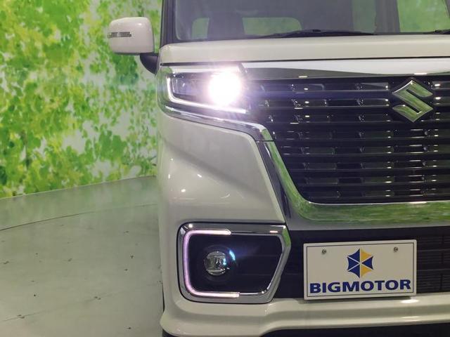 ハイブリッドXS スズキセーフティサポート/両電/純正AW/両側電動スライドドア/ヘッドランプ LED/EBD付ABS/横滑り防止装置/アイドリングストップ/クルーズコントロール/エアバッグ 運転席/エアバッグ 助手席(18枚目)