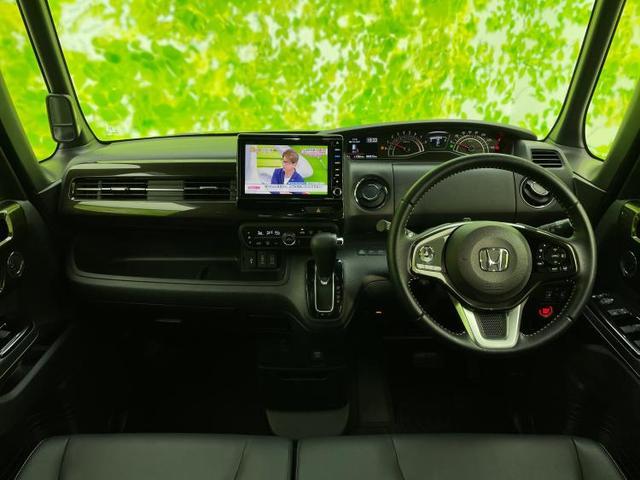 G・Lターボホンダセンシング 純正 8インチ メモリーナビ/両側電動スライドドア/車線逸脱防止支援システム/ヘッドランプ LED/ETC/EBD付ABS/横滑り防止装置/アイドリングストップ/TV/エアバッグ 運転席 バックカメラ(4枚目)