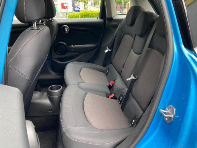 クーパーD 純正 HDDナビ/ETC/EBD付ABS/横滑り防止装置/アイドリングストップ/エアバッグ 運転席/エアバッグ 助手席/エアバッグ サイド/アルミホイール/パワーウインドウ/キーレスエントリー 記録簿(7枚目)