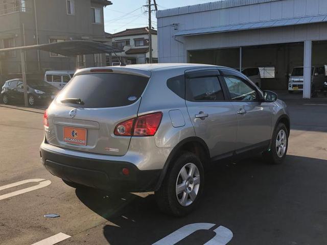 「日産」「デュアリス」「SUV・クロカン」「愛知県」の中古車3