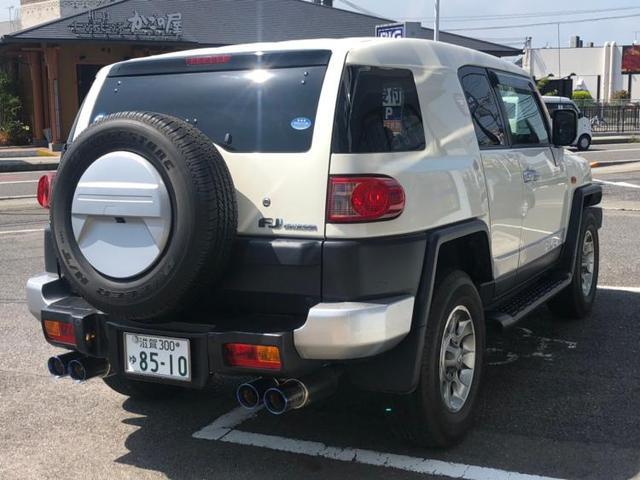 「トヨタ」「FJクルーザー」「SUV・クロカン」「滋賀県」の中古車3