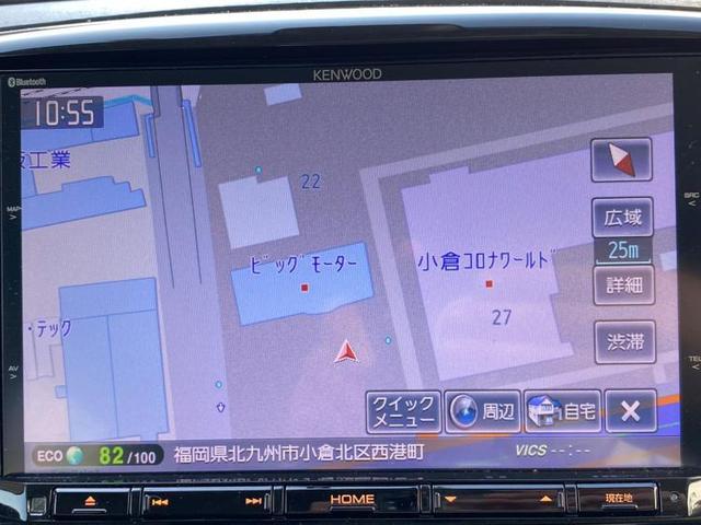 X アルミホイール ヘッドランプHID アイドリングストップ シートヒーター前席 ベンチシート パワーステアリング ワンオーナー 衝突安全装置 横滑り防止装置 盗難防止システム 社外8インチメモリーナビ(9枚目)