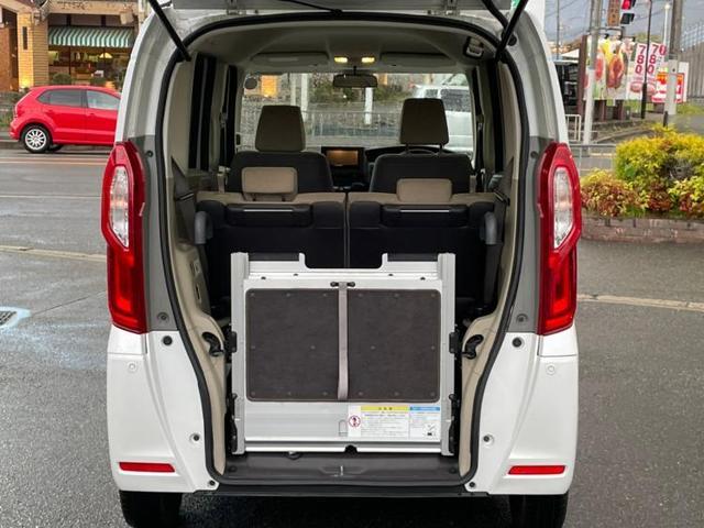 G・スロープホンダセンシング 社外 メモリーナビ/ETC/EBD付ABS/横滑り防止装置/アイドリングストップ/TV/エアバッグ 運転席/エアバッグ 助手席/パワーウインドウ/キーレスエントリー/オートエアコン リフトアップ(7枚目)