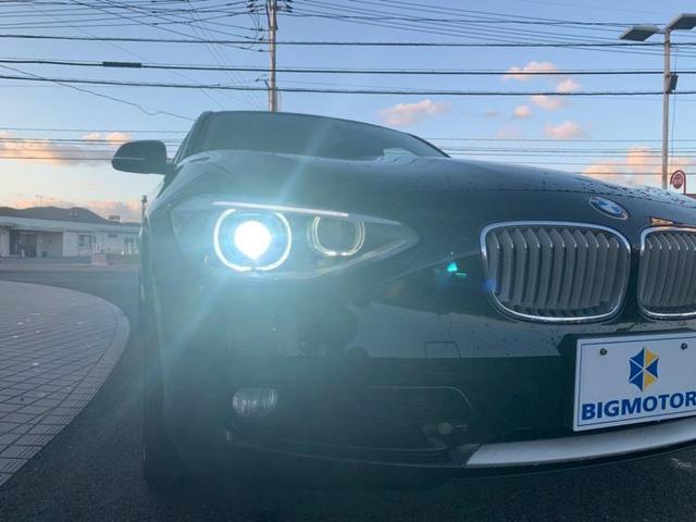 「BMW」「1シリーズ」「コンパクトカー」「兵庫県」の中古車14