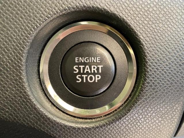 X アルミホイール純正14インチ ヘッドランプHID パワーウインドウ エンジンスタートボタン キーレスエントリー オートエアコン フロントシート形状ベンチシート  ユーザー買取車  盗難防止システム(11枚目)