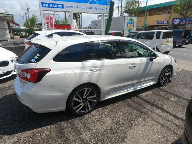 1.6GT-Sアイサイト 4WD バックカメラ 純正ナビ(9枚目)