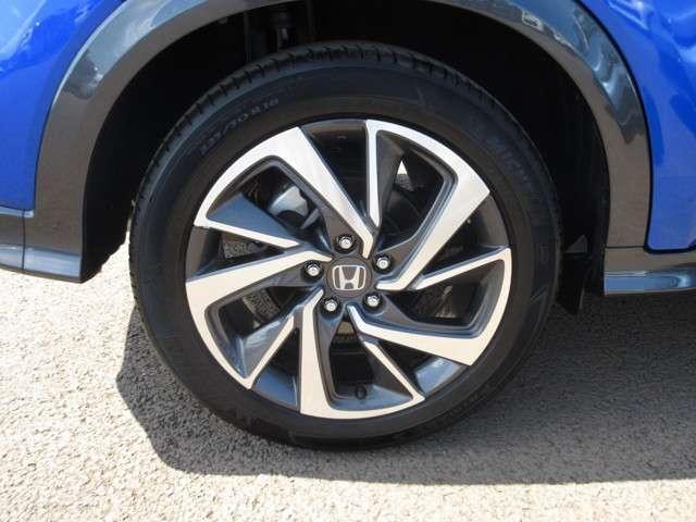 ツーリング・ホンダセンシング 2年保証付 デモカー 衝突被害軽減ブレーキ クルーズコントロール メモリーナビ Bカメラ フルセグ USB入力端子 シートヒーター 純正アルミ LEDヘッドライト ETC スマートキー ワンオーナー車(20枚目)