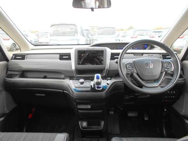 ハイブリッド・Gホンダセンシング 2年保証付 認定中古車 ホンダセンシング ETC 横滑り防止装置 LEDヘッドライト 両側電動スライドドア ワンオーナー車(4枚目)