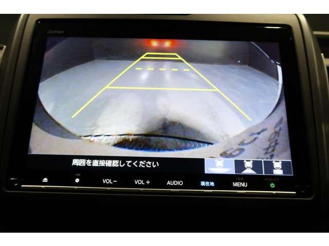 ハイブリッド・EX 2年保証付 デモカー 衝突被害軽減ブレーキ サイド&カーテンエアバッグ ドライブレコーダー メモリーナビ フルセグTV 両側電動スライドドア シートヒーター ETC ワンオーナー車(6枚目)