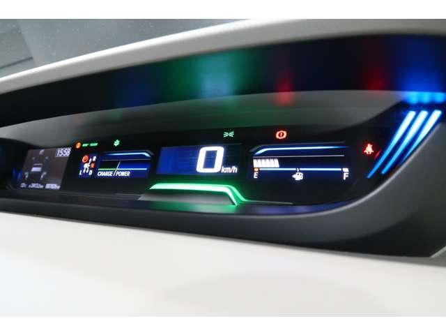 ハイブリッド・EX 2年保証付 デモカー 衝突被害軽減ブレーキ サイド&カーテンエアバッグ ドライブレコーダー メモリーナビ フルセグTV 両側電動スライドドア シートヒーター ETC ワンオーナー車(8枚目)