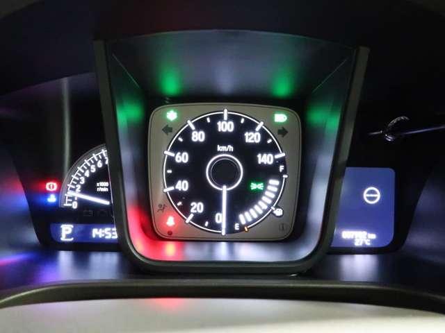 Lホンダセンシング 2年保証付 デモカー 衝突被害軽減ブレーキ サイド&カーテンエアバッグ ドライブレコーダー メモリーナビ フルセグTV Bカメラ ETC LEDヘッドライト オートライト ワンオーナー車(8枚目)