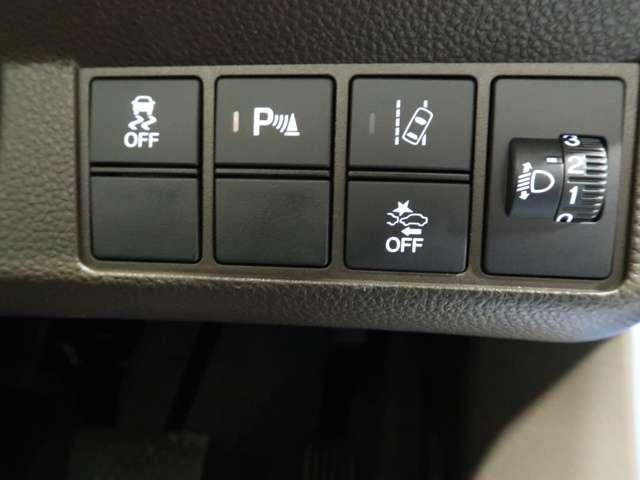 Lホンダセンシング 2年保証付 デモカー 衝突被害軽減ブレーキ サイド&カーテンエアバッグ ドライブレコーダー メモリーナビ フルセグTV Bカメラ ETC LEDヘッドライト オートライト ワンオーナー車(10枚目)