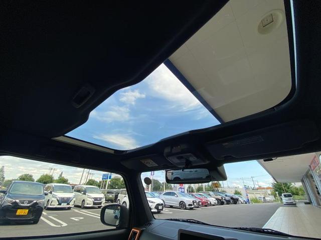G ガラスルーフ/車線逸脱防止支援システム/パーキングアシスト バックガイド/ヘッドランプ LED/EBD付ABS/横滑り防止装置/アイドリングストップ/ルーフレール/エアバッグ 運転席 サンルーフ(9枚目)