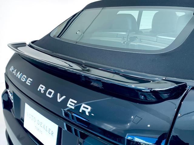「ランドローバー」「レンジローバーイヴォークコンバーチブル」「オープンカー」「東京都」の中古車45