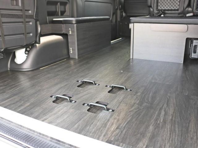 GL ロング 新車未登録 ワゴンGL FLEXオリジナルVer1 パールホワイト 6型 新型 フロントリップ アルミ LEDテールランプ テーブル 床張り SDフルセグ地デジナビ フリップダウンモニター ETC(12枚目)