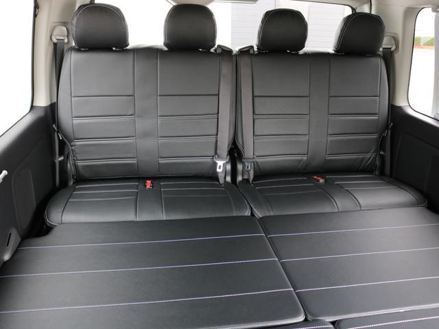 GL ロング 新車未登録 ワゴンGL FLEXオリジナルVer1 パールホワイト 6型 新型 フロントリップ アルミ LEDテールランプ テーブル 床張り SDフルセグ地デジナビ フリップダウンモニター ETC(64枚目)