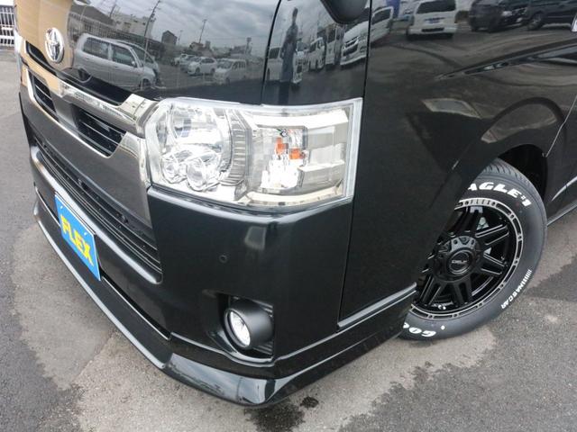 スーパーGL ダークプライムII FLEXカスタムPKG バン 黒 ブラック ダークプライム2 ベッドキット 車中泊対応 フロントリップ SD地デジフルセグナビ バックカメラ 両側パワースライドドア ローダウン LEDテールランプ(47枚目)