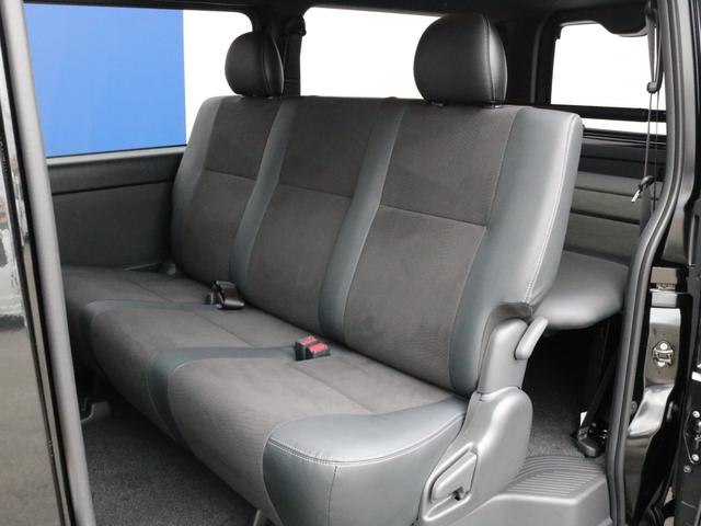 スーパーGL ダークプライムII FLEXカスタムPKG バン 黒 ブラック ダークプライム2 ベッドキット 車中泊対応 フロントリップ SD地デジフルセグナビ バックカメラ 両側パワースライドドア ローダウン LEDテールランプ(54枚目)