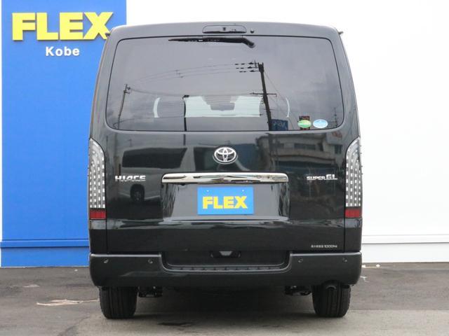 スーパーGL ダークプライムII FLEXカスタムPKG バン 黒 ブラック ダークプライム2 ベッドキット 車中泊対応 フロントリップ SD地デジフルセグナビ バックカメラ 両側パワースライドドア ローダウン LEDテールランプ(59枚目)