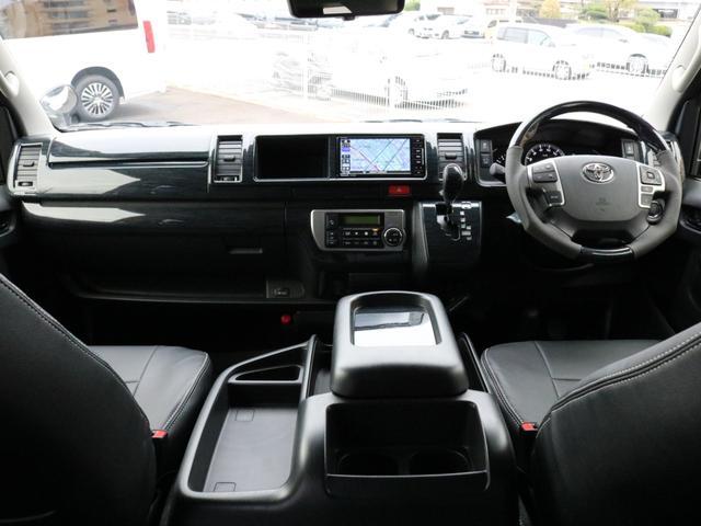 GL ロング 未登録新車 FLEXシートアレンジVer2 6型ホワイトパール エアロフロントリップ テールランプ テーブル 床張り施工 ETC フルフラット 車中泊ベッドキット ベンチシートパワースライド カスタム(54枚目)
