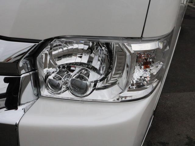 GL ロング 未登録新車 FLEXシートアレンジVer2 6型ホワイトパール エアロフロントリップ テールランプ テーブル 床張り施工 ETC フルフラット 車中泊ベッドキット ベンチシートパワースライド カスタム(64枚目)