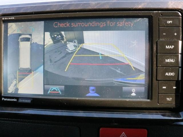 スーパーGL ダークプライムII 未登録新車6型ハイエースバン2WD スーパーGLダークプライム2特別仕様車 カスタムパッケージ ブラック黒 レジャーキャンプアウトドア車中泊ベッドキット 積載 SDフルセグナビ パノラミックビュー(14枚目)