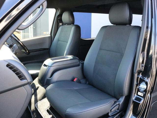 スーパーGL ダークプライムII 未登録新車6型ハイエースバン2WD スーパーGLダークプライム2特別仕様車 カスタムパッケージ ブラック黒 レジャーキャンプアウトドア車中泊ベッドキット 積載 SDフルセグナビ パノラミックビュー(52枚目)