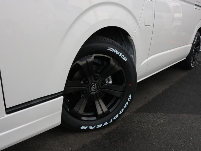 スーパーGL ダークプライムII カスタムPKG アーバングランデアルミ ホワイトレター ローダウン SDフルセグナビ ETC パノラミックビュー クリアランスソナー デジタルインナーミラー ベッドキット車中泊キャンプフルフラット(50枚目)
