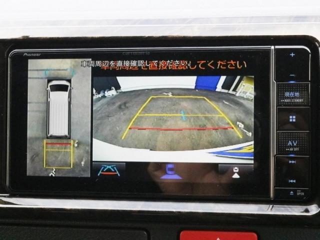 スーパーGL ダークプライムIIワイド ロングボディ FLEXカスタムPKG 両側パワースライドドア フロントリップスポイラー Delf03 17インチホイール ホワイトレタータイヤ ローダウン ベッドキットフラットタイプ車中泊対応 SDフルセグ ETC(17枚目)