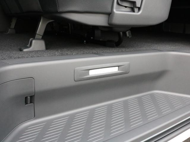 スーパーGL ダークプライムIIワイド ロングボディ FLEXカスタムPKG 両側パワースライドドア フロントリップスポイラー Delf03 17インチホイール ホワイトレタータイヤ ローダウン ベッドキットフラットタイプ車中泊対応 SDフルセグ ETC(57枚目)