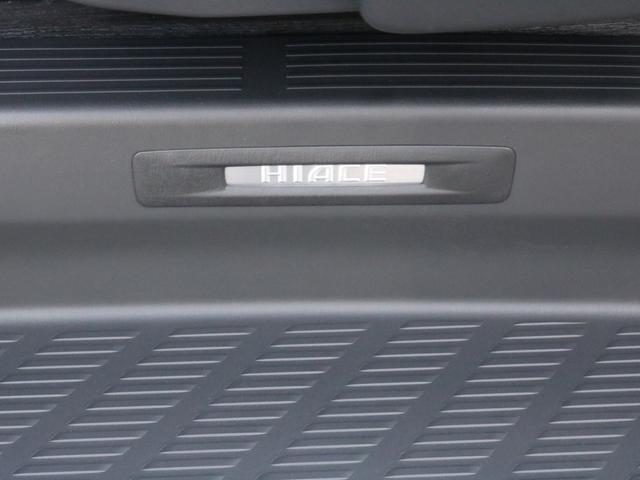 スーパーGL ダークプライムII 未登録新車ハイエースバンカスタム ダークプライムII特別仕様車 床張りフローリング施工 6型新メーカーオプション完備 フレックスエアロ アルティメットLEDテールランプ DELF04アルミ ベース車両(61枚目)