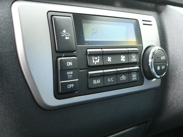 GL ロング FLEXシートアレンジVer1.5デニムカスタム フルフラットベッドキット車中泊対応 テーブルモード 3列目シート跳ね上げ収納可能 床張りフローリング施工 デニム&ウッド調 全席デニムシートカバー(28枚目)