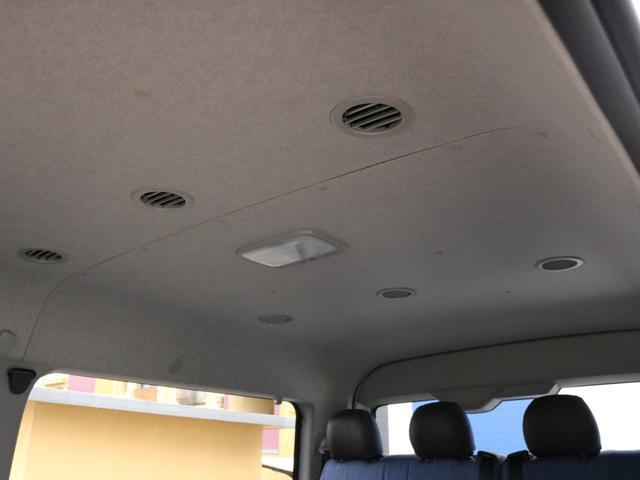 GL ロング FLEXシートアレンジVer1.5デニムカスタム フルフラットベッドキット車中泊対応 テーブルモード 3列目シート跳ね上げ収納可能 床張りフローリング施工 デニム&ウッド調 全席デニムシートカバー(71枚目)