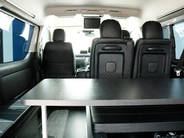 GL 特設イエロー FLEXシートアレンジVer1カスタム 車中泊対応 テーブル設置可能 クルーズコントロール DEANクロスカントリー16インチ H20ホワイトレタータイヤ クロスライドサイドバー USB(14枚目)