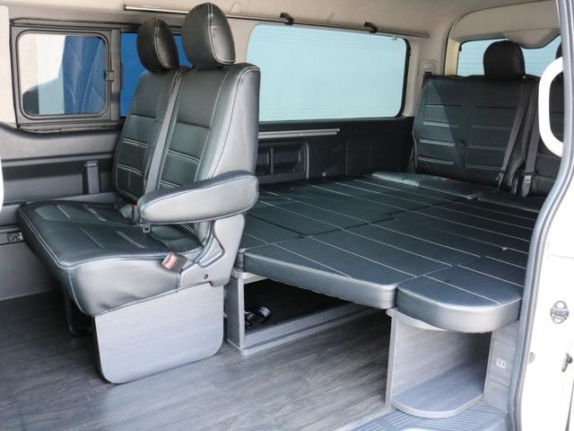 GL 特設イエロー FLEXシートアレンジVer1カスタム 車中泊対応 テーブル設置可能 クルーズコントロール DEANクロスカントリー16インチ H20ホワイトレタータイヤ クロスライドサイドバー USB(32枚目)