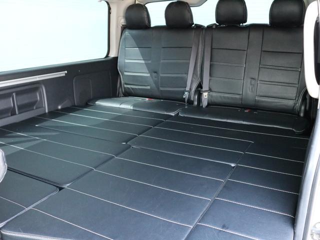 GL 特設イエロー FLEXシートアレンジVer1カスタム 車中泊対応 テーブル設置可能 クルーズコントロール DEANクロスカントリー16インチ H20ホワイトレタータイヤ クロスライドサイドバー USB(35枚目)