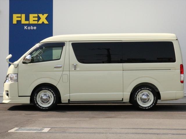 GL 特設イエロー FLEXシートアレンジVer1カスタム 車中泊対応 テーブル設置可能 クルーズコントロール DEANクロスカントリー16インチ H20ホワイトレタータイヤ クロスライドサイドバー USB(40枚目)