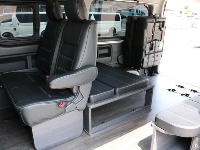 GL 特設イエロー FLEXシートアレンジVer1カスタム 車中泊対応 テーブル設置可能 クルーズコントロール DEANクロスカントリー16インチ H20ホワイトレタータイヤ クロスライドサイドバー USB(53枚目)