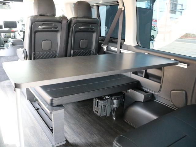 GL 特設イエロー FLEXシートアレンジVer1カスタム 車中泊対応 テーブル設置可能 クルーズコントロール DEANクロスカントリー16インチ H20ホワイトレタータイヤ クロスライドサイドバー USB(55枚目)