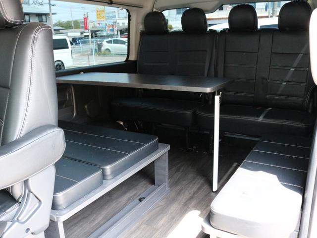 GL 特設イエロー FLEXシートアレンジVer1カスタム 車中泊対応 テーブル設置可能 クルーズコントロール DEANクロスカントリー16インチ H20ホワイトレタータイヤ クロスライドサイドバー USB(56枚目)