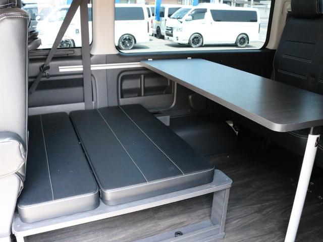 GL 特設イエロー FLEXシートアレンジVer1カスタム 車中泊対応 テーブル設置可能 クルーズコントロール DEANクロスカントリー16インチ H20ホワイトレタータイヤ クロスライドサイドバー USB(58枚目)