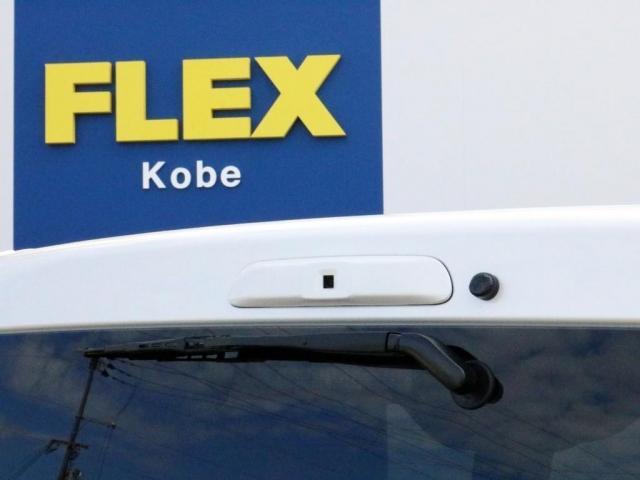 スーパーGL ダークプライムII FLEXデルフィーノラインフロントリップ 煌レッドLEDテールランプ 1.5インチローダウン Delf02 17インチAW ナスカーホワイトレタータイヤ 両側パワースライドドア デジタルインナーミラー(9枚目)