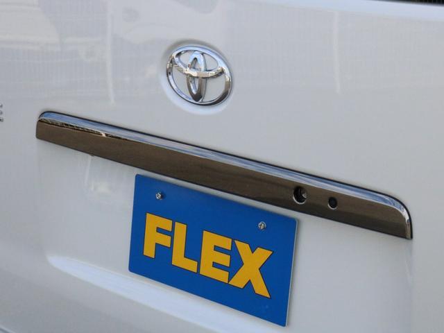 スーパーGL ダークプライムII FLEXデルフィーノラインフロントリップ 煌レッドLEDテールランプ 1.5インチローダウン Delf02 17インチAW ナスカーホワイトレタータイヤ 両側パワースライドドア デジタルインナーミラー(34枚目)
