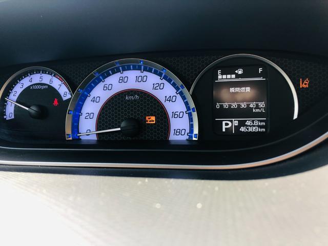 Fリミテッド 社外ナビ・フルセグテレビ・LEDライト・オートライト・両側パワースライドドア・キーレス・プッシュスタート・デュアルカメラブレーキサポート・アイドリングストップ・プライバシーガラス・革巻きステアリング(30枚目)