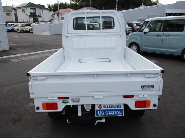 KCエアコンパワステ 4型 パートタイム4WD 5MT(23枚目)