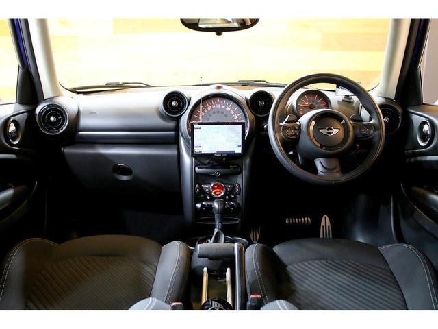クーパーS ペースマン 1オーナー ナビ Bカメラ 地デジ スポーツボタン HIDヘッドライト LEDフォグ ブラックリフレクター アダプティプヘッドライト レインセンサー 純正17インチAW 整備記録簿(5枚目)