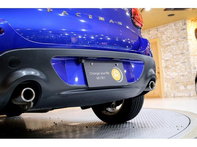 クーパーS ペースマン 1オーナー ナビ Bカメラ 地デジ スポーツボタン HIDヘッドライト LEDフォグ ブラックリフレクター アダプティプヘッドライト レインセンサー 純正17インチAW 整備記録簿(28枚目)