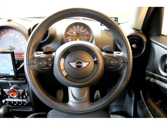 クーパーS ペースマン 1オーナー ナビ Bカメラ 地デジ スポーツボタン HIDヘッドライト LEDフォグ ブラックリフレクター アダプティプヘッドライト レインセンサー 純正17インチAW 整備記録簿(42枚目)