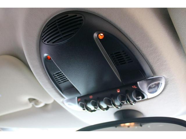 クーパーS ペースマン 1オーナー ナビ Bカメラ 地デジ スポーツボタン HIDヘッドライト LEDフォグ ブラックリフレクター アダプティプヘッドライト レインセンサー 純正17インチAW 整備記録簿(58枚目)