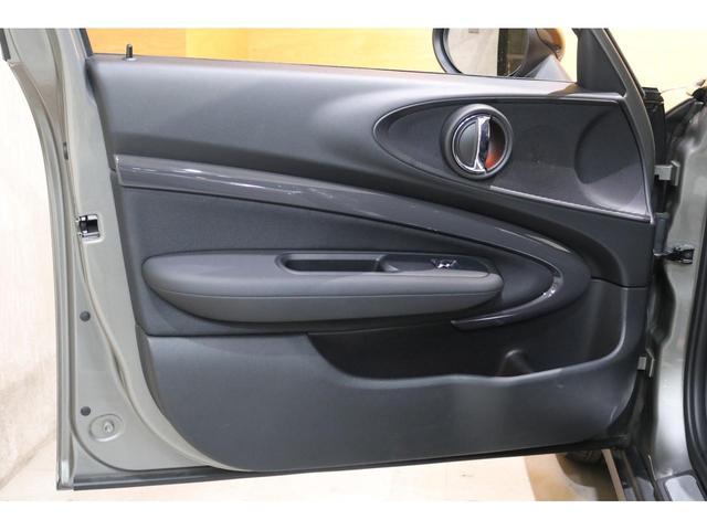 クーパーSD クラブマン ワンオーナー ナビ Bカメラ PDC コンフォートアクセス ETCミラー LEDライト&フォグ ドライビングモード クルコン 17インチアルミ ペッパーパッケージ クリーンディーゼル 整備記録簿(13枚目)